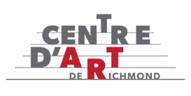Centre d'art de Richmond Logo
